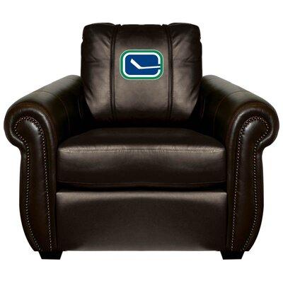 Chesapeake Club Chair NHL Team: Vancouver Canucks - Alternate