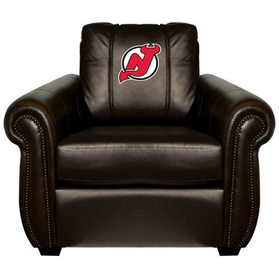 Chesapeake Club Chair NHL Team: New Jersey Devils