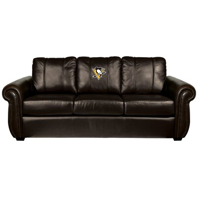 Chesapeake Sofa NHL Team: Pittsburgh Penguins