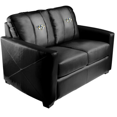 Xcalibur Loveseat NHL Team: Nashville Predators