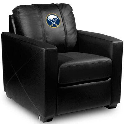 Silver Club Chair NHL Team: Buffalo Sabers