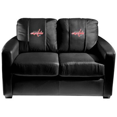 Silver Loveseat NHL Team: Washington Capitals