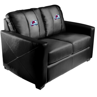 Xcalibur Loveseat NHL Team: Colorado Avalanche