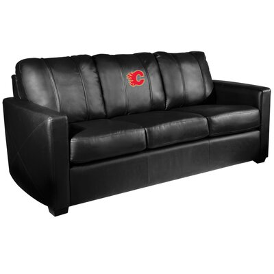 Xcalibur Sofa NHL Team: Calgary Flames - Red
