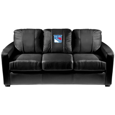 Silver Sofa NHL Team: New York Rangers