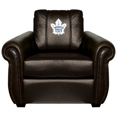 Chesapeake Club Chair NHL Team: Toronto Maple Leafs