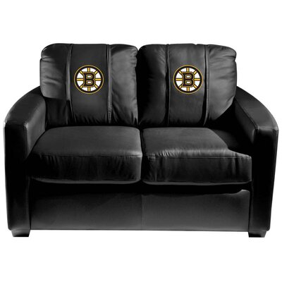 Silver Loveseat NHL Team: Boston Bruins