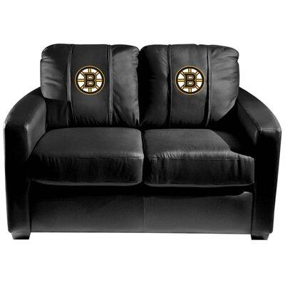 Silver Loveseat NHL Team: Boston Bruins
