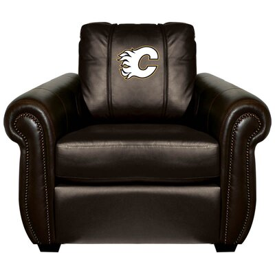 Chesapeake Club Chair NHL Team: Calgary Flames