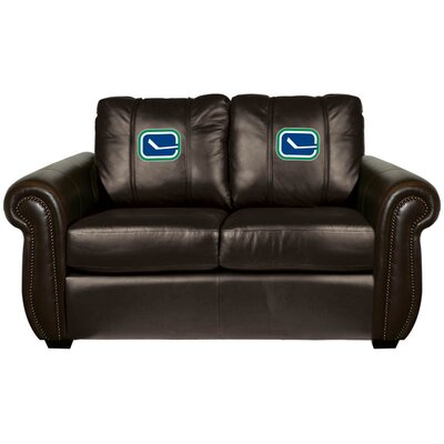 Chesapeake Loveseat NHL Team: Vancouver Canucks - Alternate