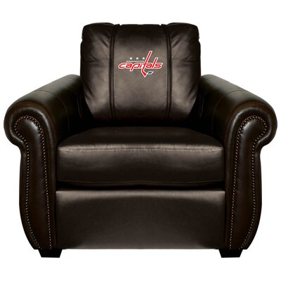 Chesapeake Club Chair NHL Team: Washington Capitals