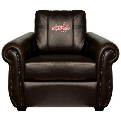 Chesapeake Club Chair NHL Team: Washington Capitals