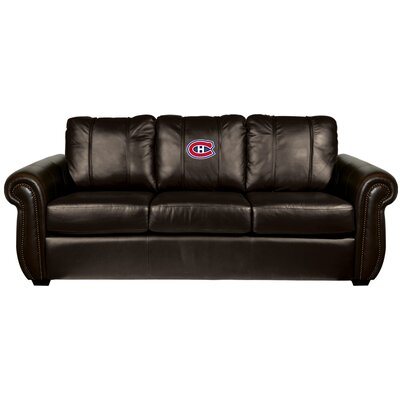Chesapeake Sofa NHL Team: Montreal Canadiens