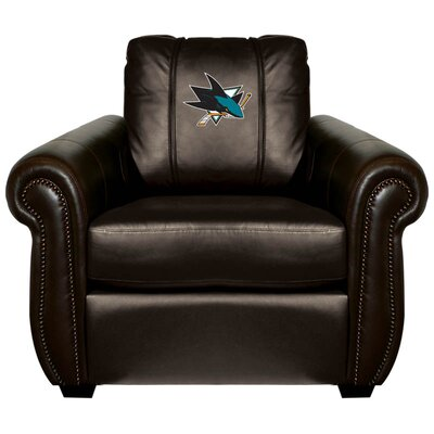 Chesapeake Club Chair NHL Team: San Jose Sharks