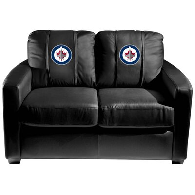 Silver Loveseat NHL Team: Winnipeg Jets