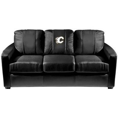 Silver Sofa NHL Team: Calgary Flames
