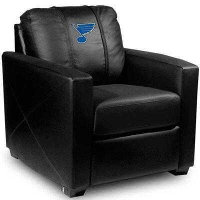 Silver Club Chair NHL Team: St. Louis Blues