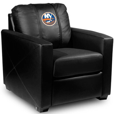 Silver Club Chair NHL Team: New York Islanders