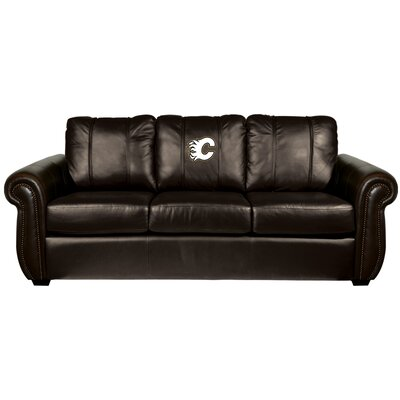 Chesapeake Sofa NHL Team: Calgary Flames