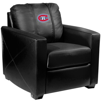 Xcalibur Club Chair NHL Team: Montreal Canadiens