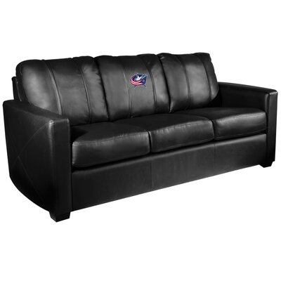 Xcalibur Sofa NHL Team: Columbus Blue Jackets