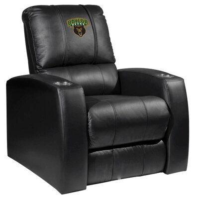 HT Leather Manual Recliner