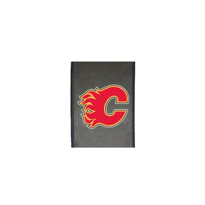 NHL Team Logo NHL Team: Calgary Flames - Red