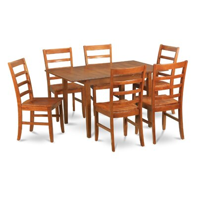 Milan 7 Piece Dining Set