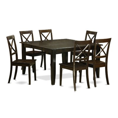 Parfait 7 Piece Dinning Set