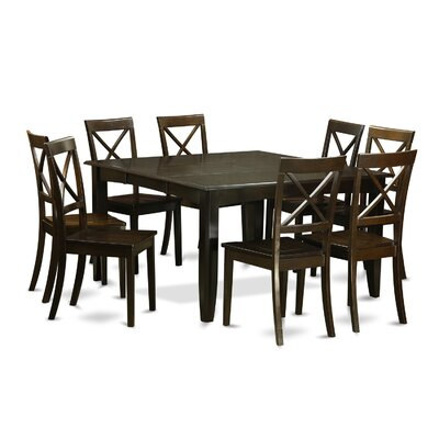 Parfait 9 Piece Dinning Set