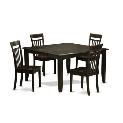 Parfait 5 Piece Dinning Set