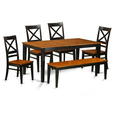 Pillar 6 Piece Dining Set