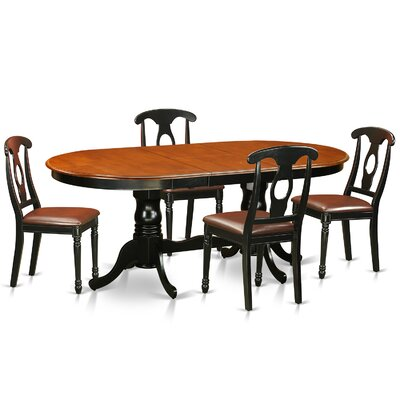 Plainville 5 Piece Dining Set