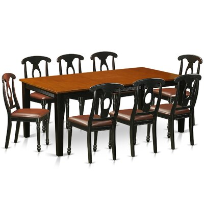 Quincy 9 Piece Dining Set