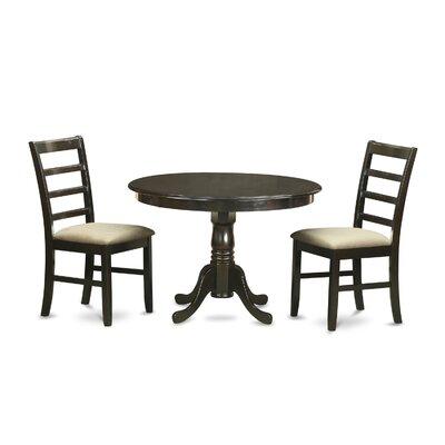 Hartland 3 Piece Dining Set