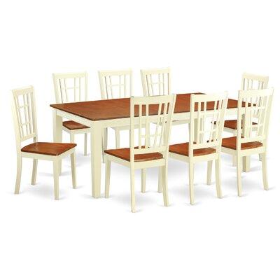 Quincy 9 Piece Dining Set