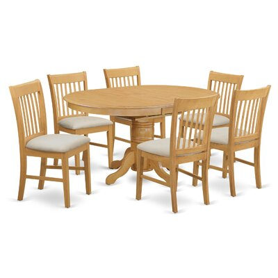 Avon 7 Piece Dining Set
