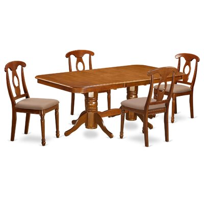 Pillsbury Traditional 5 Piece Dining Set