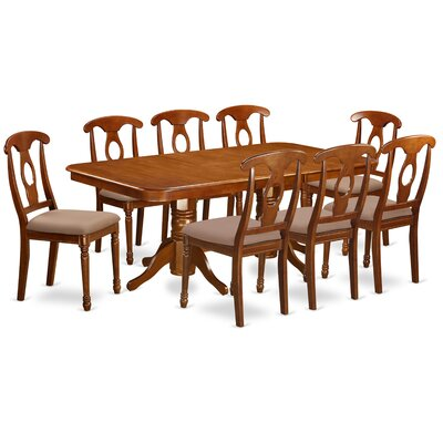 Pillsbury Traditional 9 Piece Dining Set