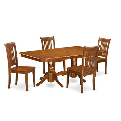 Naport 5 Piece Dining Set