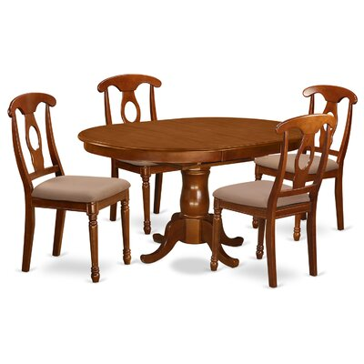 Portna 5 Piece Dining Set