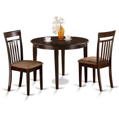 Bosca 3 Piece Dining Set