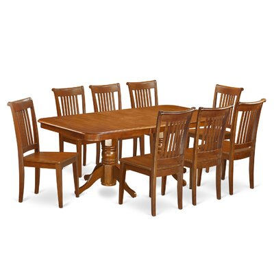 Naport 9 Piece Dining Set