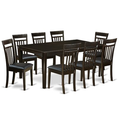 Henley 9 Piece Extendable Dining Set