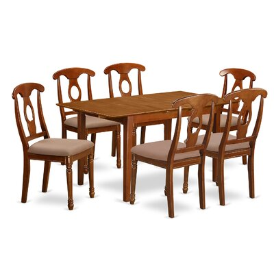 Picasso 7 Piece Dinning Set