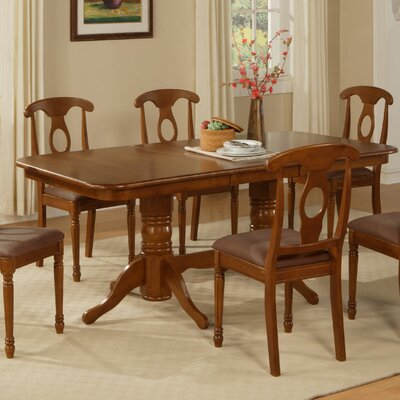 Pillsbury Traditional Dining Table