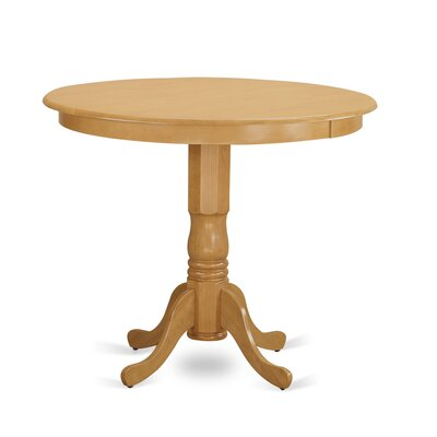 Trenton Counter Height Dining Table Finish: Oak