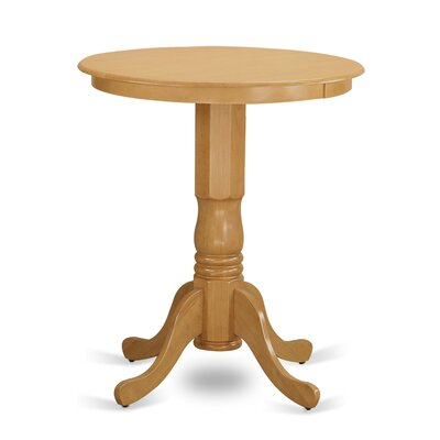 Eden Counter Height Dining Table Finish Oak