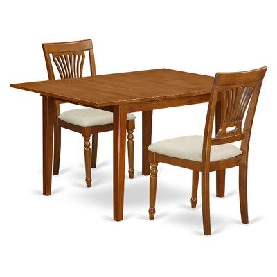 milan 3 piece dining set discount 30