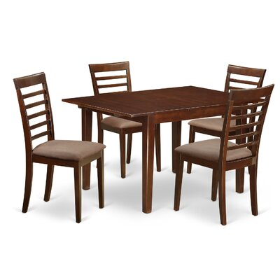 get milan 5 piece dining set at discounted price